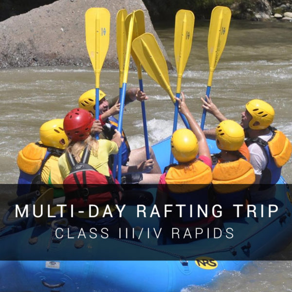 Costa Rica 2 Day Rafting and Lodging